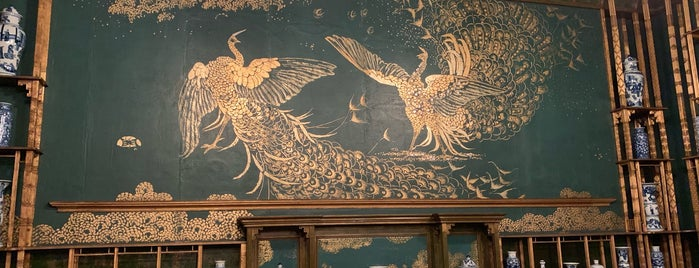 The Peacock Room is one of Historic Sites - Museums - Monuments - Sculptures.