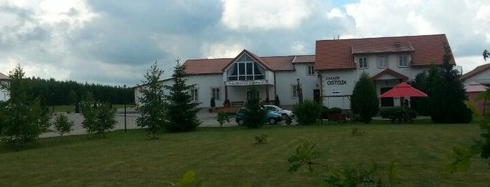 Zajazd Ostoja w Przezmarku is one of Kolo.