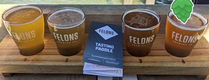 Felons Brewing Co. is one of Brisbane, QL.
