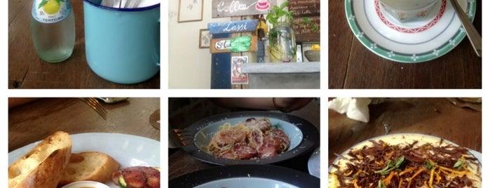 Cozy In The Rocket / La Cucina is one of Penang | Eats.