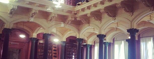 Biblioteca Nacional de los Maestros is one of Buenos Aires.