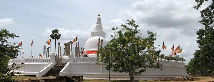 Thuparama Temple is one of Lugares favoritos de Joan.