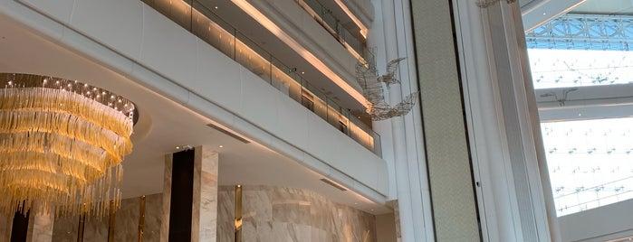 Hilton is one of Nur-Sultan.