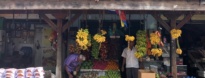 Fruit Market is one of Sri Lanka.