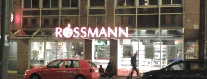 Rossmann is one of Fabulosomar'ın Kaydettiği Mekanlar.