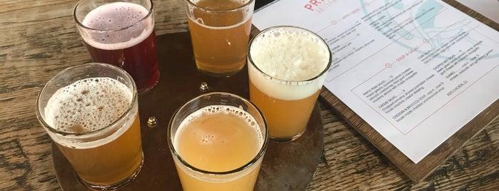 Prairie Brewpub is one of Wishlist: Breweries/Bars/Pubs.