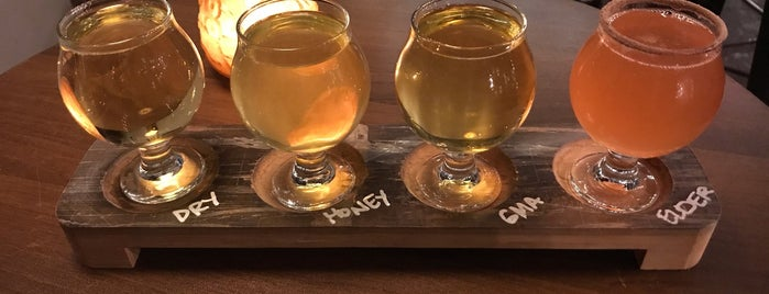 Trinity Cider is one of // d a t e s //.