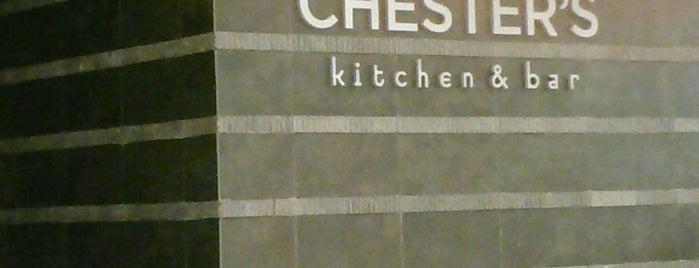 Chester's Kitchen and Bar is one of Theresa 님이 좋아한 장소.
