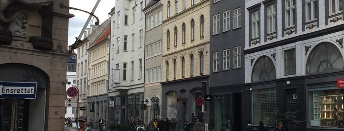 Bredgade is one of Copenhagen.
