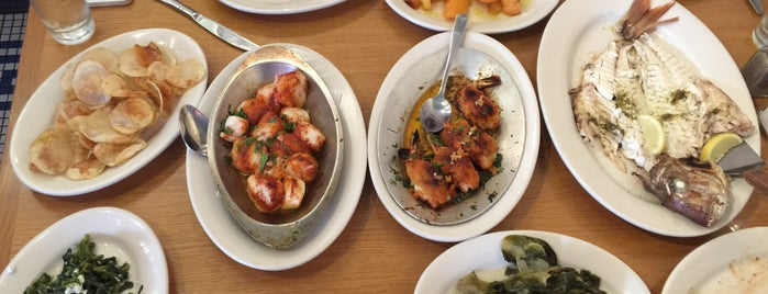 Taverna Kyclades is one of Restaurants to Try - NY.
