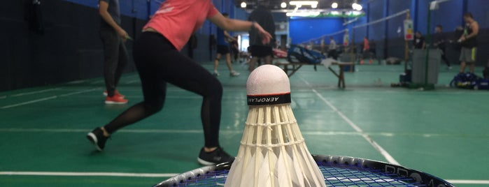 New York Badminton Center is one of Erik 님이 좋아한 장소.