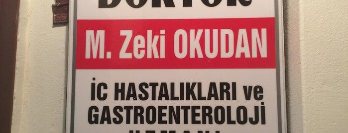 Dr.Mehmet Zeki OKUDAN is one of Posti salvati di Ozcan.