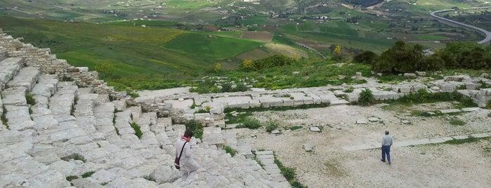 Area Archeologica di Segesta is one of Grand Tour de Sicilia.
