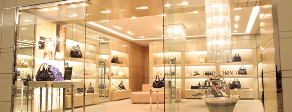 Jimmy Choo is one of Labels or Love?.