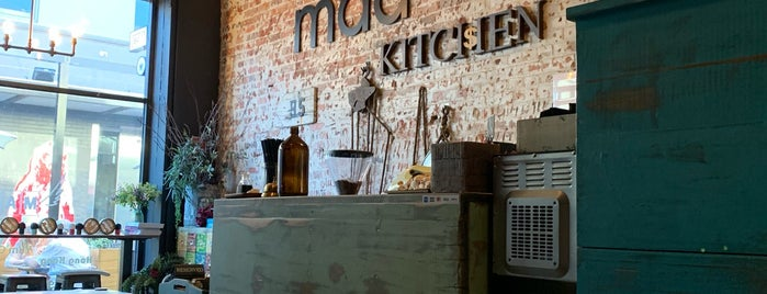Mad Kitchen is one of Melbourne.