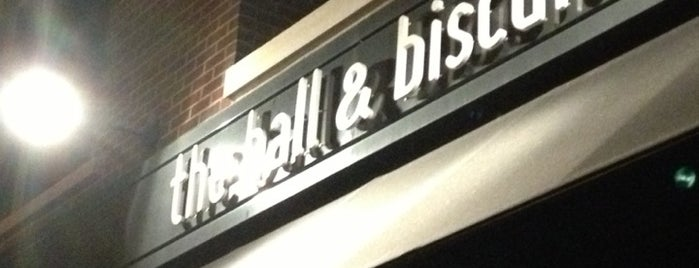 Ball & Biscuit is one of Speakeasies.