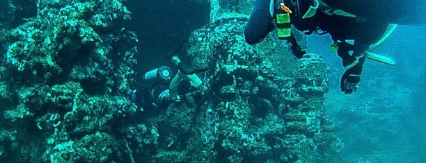 SS Antilla Shipwreck is one of Lieux sauvegardés par Mark.