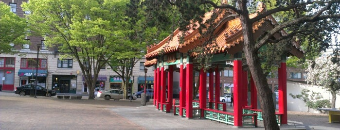 Chinatown-International District is one of Seattle.