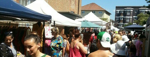 Bondi Markets is one of Sydney To Do (mostly free/cheap).
