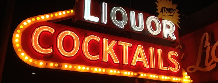 Atomic Liquors is one of Roadtrip.
