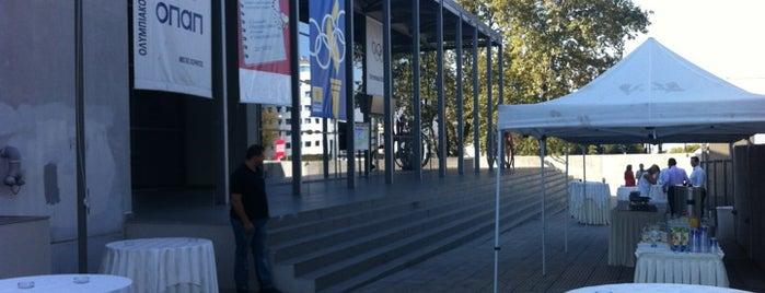 Ολυμπιακό Μουσείο is one of Thessaloniki #4sqCities.