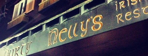 Durty Nelly's is one of SF Nightlife.