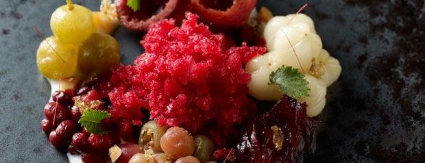 Attica is one of World's 50 Best Restaurants 2014.