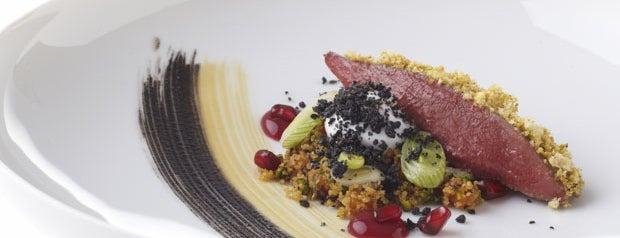 Aqua is one of World's 50 Best Restaurants 2014.