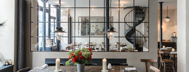 Septime is one of Paris - French Cuisine and Wine Bars.