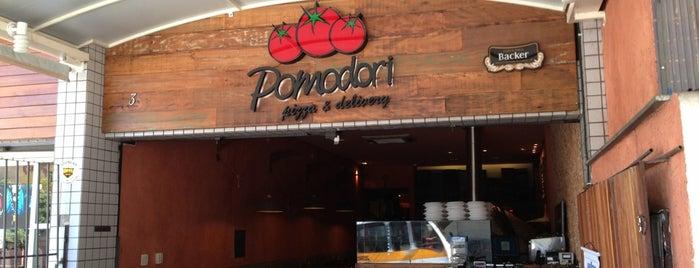 Pomodori Pizza is one of Fui e gostei.