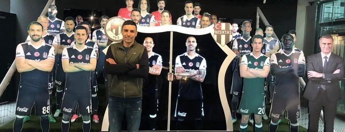 Beşiktaş JK Müzesi is one of Talipさんの保存済みスポット.