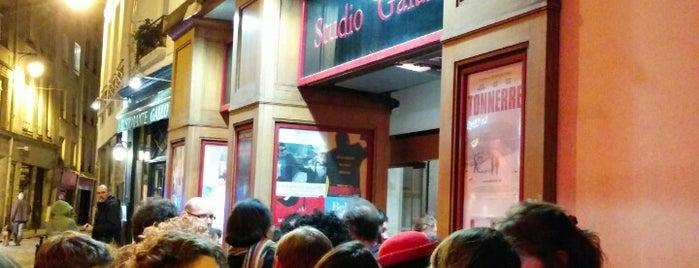 """Studio Galande is one of Le parcours """"Pass Jeunes""""."""