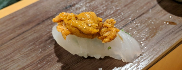 MEI I SUSHI (銘 寿司) is one of Want To Go.