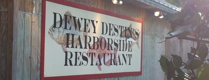 Dewey Destin's Harborside is one of Destin.