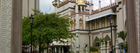 Malay Heritage Centre is one of SG Places of Interest.