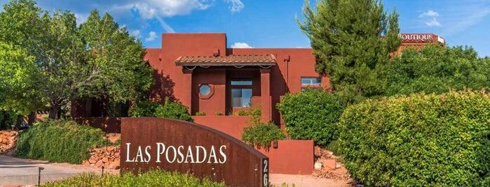 Las Posadas of Sedona is one of Village of Oak Creek.