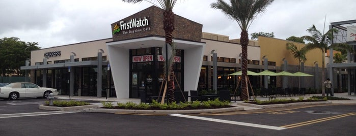 First Watch - Boca Raton is one of Florida Restaurants.