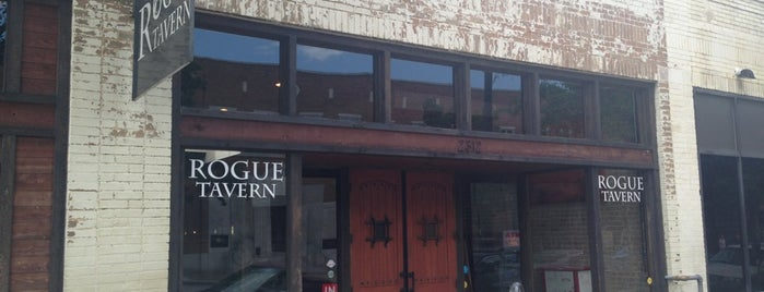 Rogue Tavern is one of food downtown.