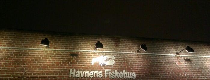 Havnens Fiskehus is one of Aarhus.
