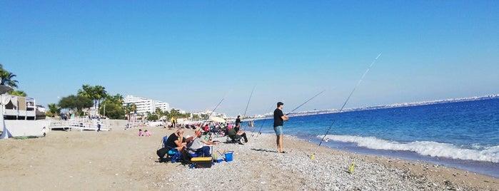 Turunç Beach is one of Bileydi : понравившиеся места.