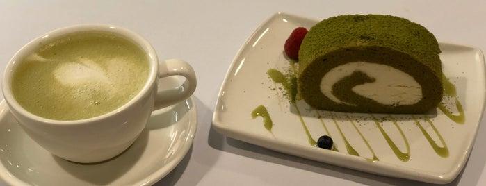 Matcha Mio is one of Café J&F.