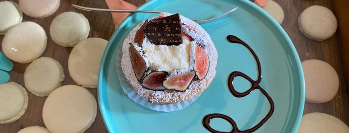 MARI'S PASTRY shop & taller is one of Cafes Y Postres !.