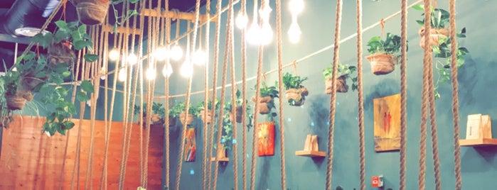 Gourmet Cafe is one of Riyadh.