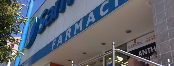 Farmacia San Pablo Casma is one of Orte, die Teresa gefallen.