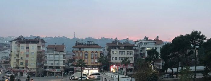 Manavgat Çarşı is one of Lieux qui ont plu à Sena.