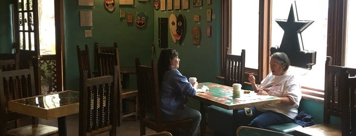 The Coffee Spot is one of Ana's Saved Places.