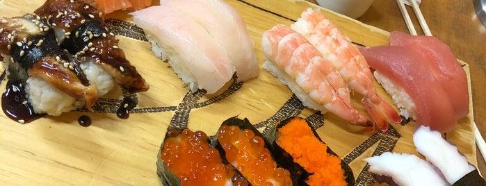 Seki Sushi is one of Posti che sono piaciuti a Eduardo.
