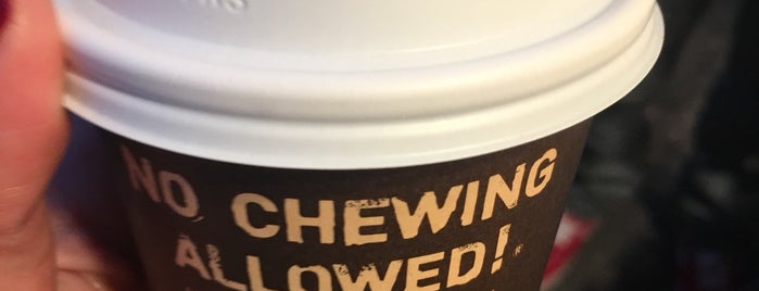 No Chewing Allowed is one of NYC.