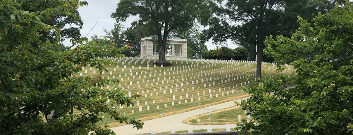 Marietta National Cemetery is one of CBS Sunday Morning 2.