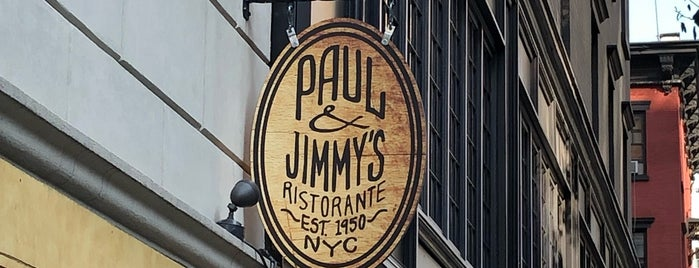 Paul & Jimmy's is one of Gramercy PSD.